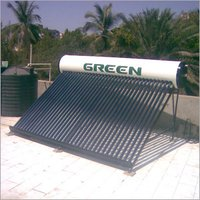 Green Solar Water Heater