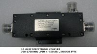 10 Db Rf Directional Coupler