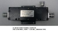 15 DB RF Directional Coupler