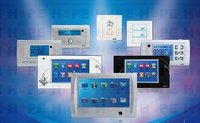 In-Wall Touch Screen Keypad