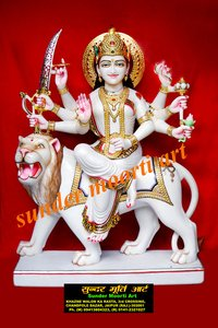 Marble Mata Ji Statues