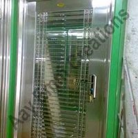 Stainless Steel Glass Doors