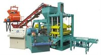 Qt4-15 Brick Making Machine