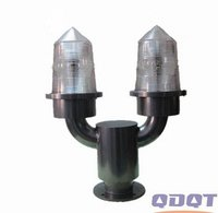 Double LED Aviation Obstruction Light