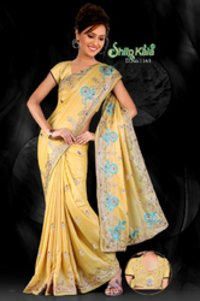 Shimmer Based Saree