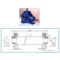 Cooling Tower Gearbox And Drive Shaft