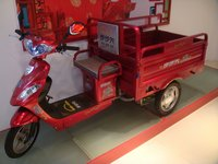 Electric Tricycle/Cargo Model