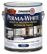 Permawhite Mold And Mildew Proof Interior Paint