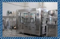 Fruit Juice/Tea Hot Filling Line