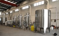 Water Treatment Equipments/Plants/Machinery/Systems