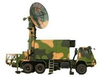 Vehicular C-Band Doppler Weather Radar