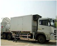 Vehicular C-Band Dual-Polarization Weather Radar