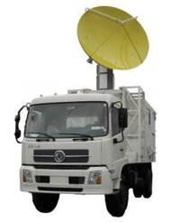 Vehicular X-Band Dual-Polarization Weather Radar