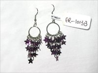 Designer Beaded Earrings