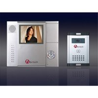 Audio and Video Doorphone System