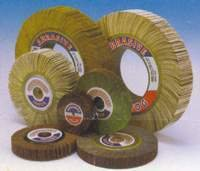Abrasive Spindle Mop Wheels