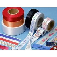Satin Taffeta Labels