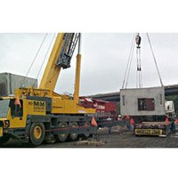Cranes On Rent Services