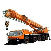 Terrain Mobile Telescopic Cranes