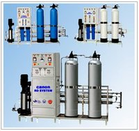 Mineral Water Plants and Machinery