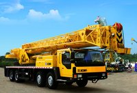 50T Mobile Crane Xcmg QY50K