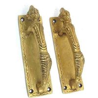 Tribal Lady Door Handle