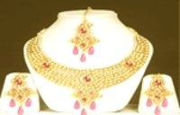Gold Designer Necklace