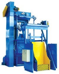 Q15GN/Q28GN Series Tumble Belt Type Shot Blasting Machine