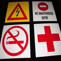Vinyl Sign Boards