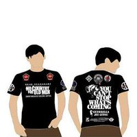 Logos Printing On T-Shirts
