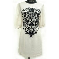 Silk Embroidery Tops