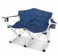 Easy Foldable Suitable for 2 Persons Camping Chair