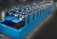 Colored Wall Panel Forming Machine