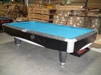 Imported American Pool Tables (Oval)