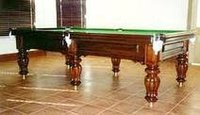 Snooker Pool Table