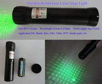 Portable Laser Stage Lights