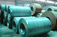 Hot Rolled Steel Coils And Plates