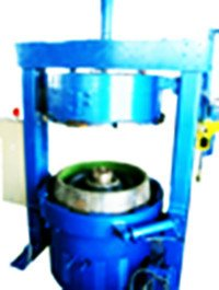 Tire Recycling Machine--Vulcanizing Machine