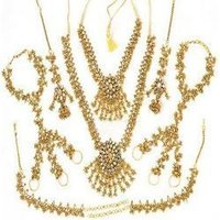 Modern Imitation Jewellery Set