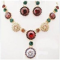 Bridal Imitation Jewellery Set