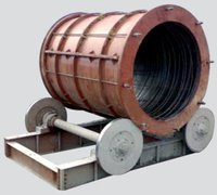 Hume Pipe Machine