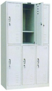 Metal Locker for School