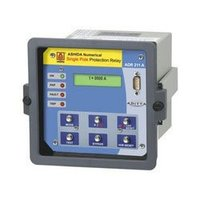 Numerical Single Pole Oc Protection Relay