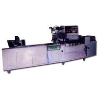 One-Edge Machine With Cream Biscuit Feeder