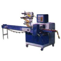 Horizontal Flow Wrap Pillow Pack Machines