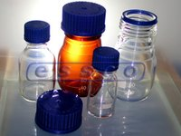 Borosilicate Glass Media Bottles