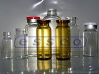 Tubular Glass Vials - Crimp Neck
