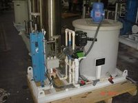 Natural Gas Based CO2 Generation Plant