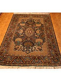 Woollen Double Knotted Carpet