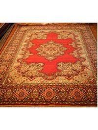 Decorative Silk Carpet